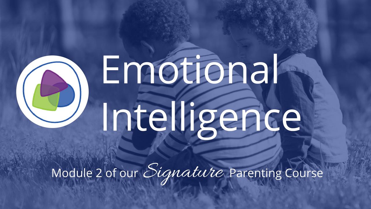 Online Workshop: Raise an Emotionally Intelligent Family